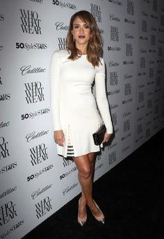 Jessica alba- I adore her style