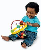 Fisher-Price Fun to Discover Bead Ball
