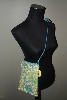 Hip Sack Bag in Amy Butler by IslandGirlBags on Etsy, $20.00