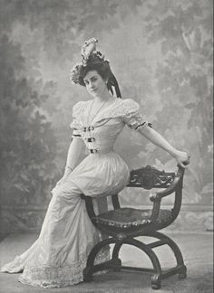 Corset Drion, 1905.