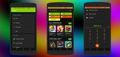 Neon Colors Theme CM 13 / 12.1 v1.56