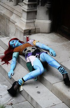 A Nightmare Before Christmas. Notice the awesome heels in this Sally cosplay! - 10 Sally Cosplays
