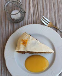 midnight dessert: Mrkvová torta