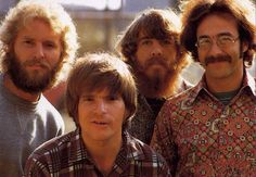 Cars 'n' Guitars : ccr Music Icon, Rock Music, Creedence Clearwater Revival, Legend Music, Old School Music, Out Of Touch, Billy Joel, Blues Rock, Musica