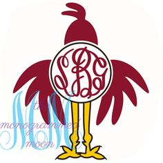 SC Cocky USC SEC Monogrammed Decal https://www.themonogrammedmoon.com/products/sc-cocky-solid-color-monogrammed-decal