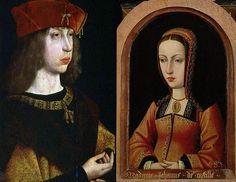 Philip and Juana