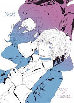 Nezumi x Shion (No.6)