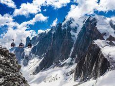Mont Blanc, Franța