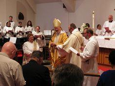 St. Martin's Church in Ellisville celebrates their renewed ministry with Rector Jon Hall.