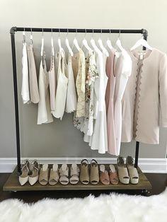 wardrobe rack petite