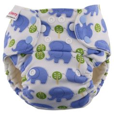 "Planet Bambini  - Blueberry Bamboo One Size Fitted Cloth Diaper, $23.95 (http://www.planetbambini.com/blueberry-bamboo-one-size-fitted-cloth-diaper/)  I LOVE fitted diapers and ""WANT TO LOVE"" this diaper!  First of all the luxurious fabrics like Organic Bamboo Velour is enough to want.  Babies tushies all across America are singing ""OO La La""!  The designs are so fun and the shape looks trim :)"