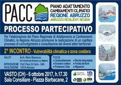 Vasto secondo incontro percorso partecipativo Pacc Abruzzo