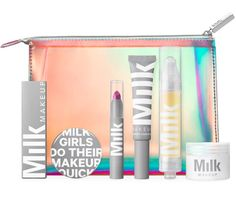 Get the scoop on new makeup brand Milk Makeup straight from New York.