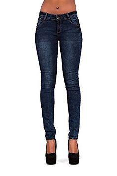 d8cb77dc360 Womens Angel Wings Skinny Blue Faded Denim Jeans Sizes 6 8 10 12 14:  Amazon.co.uk: Clothing