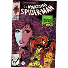 The Amazing Spider-Man #309(Nov 1987, Marvel) -9.8NM from 1 owner collection