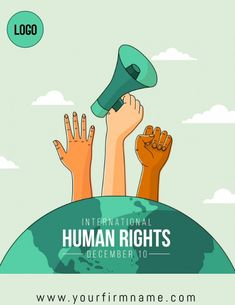 140 Human Rights Posters Ideas In 2021 Human Rights Human Social Media Graphics