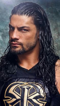 Just like the rock they got that eyebrow   Roman Reigns