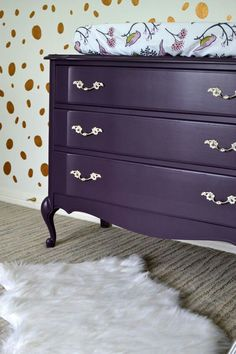 You Paint My Bedroom Purple Changing Rooms