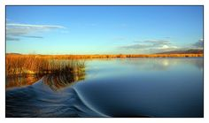 Late afternoon on the lake Titicaca - , Puno