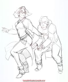 Annie Mei Project — Annie's parents are so fun to draw! Character Poses, Character Sketches, Character Drawing, Character Design, Character Ideas, Body Drawing, Manga Drawing, Drawing Sketches, Art Drawings