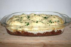 https://flic.kr/p/r18xLd   49 - Cauliflower corned beef casserole - Finished - Side view / Blumenkohl Corned beef Auflauf - Fertig gebacken - Seitenansicht   [Rezept / Recipe]