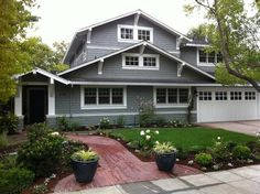 Paint Colors Ideas For Curb Appeal Design, Pictures, Remodel, Decor and Ideas - page 5