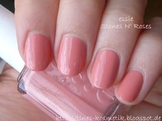 essie Stones N' Roses (Resort Essie, Nail Polishes, Nails, Resort 2015, Html, Roses, Stone, Makeup, Beauty