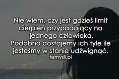 TeMysli.pl - Inspirujące myśli, cytaty, demotywatory, teksty, ekartki, sentencje Sentences, Boyfriend, Quotes, Thoughts, Frases, Quotations, Quote, Boyfriends, Manager Quotes