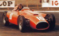 1956 - Ferrari D50 - J.M.Fangio