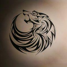 81 Wolf Tattoo Maori