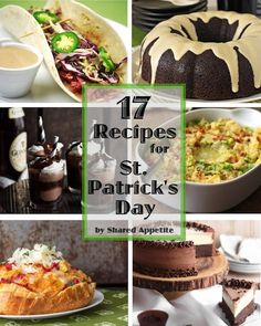 17 Recipes for St. Patrick's Day