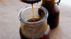 This quick and easy homemade Worcestershire sauce is made with apple cider vinegar and various spices you have in your cupboard.