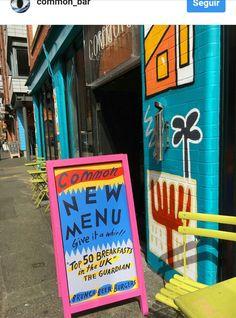 Common, 39 Edge St., Northern Quarter Food&Drinks