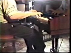 György Cziffra 1993 Home Movie Bach/Busoni Prelude and Fugue in D major