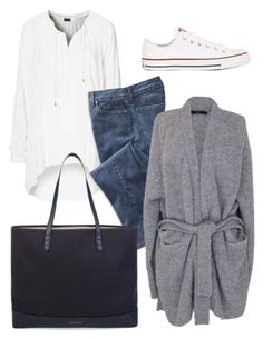 IWouldWear by fridafranselia on Polyvore featuring polyvore, fashion, style, TIBI, NYDJ, Converse and Mansur Gavriel
