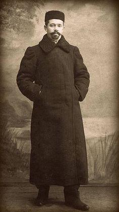 Tatars. Г. В. Рафиков. Казань, 1916 г. Фото из личного архива Н. Рафиковой.