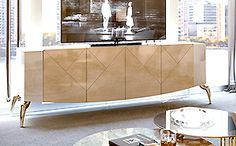 CREDENZA/SIDEBOARD MOTHER OF PEARL