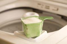 Liquid vs. Powder Laundry Detergent