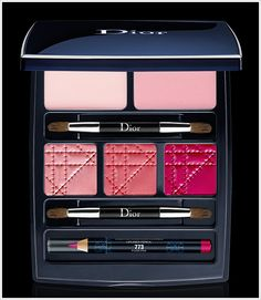 Dior Expert Lip Palette from Dior Grand Bal Collection for Holiday 2012