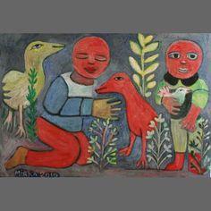 Mirka Mora - Recent Paintings World Painter, Arts Ed, Aboriginal Art, People Art, Australian Artists, Teaching Art, Contemporary Paintings, Art World, All Art