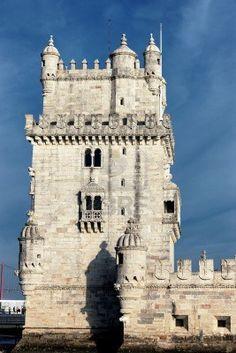 Torre de Belem Lisboa, Portugal