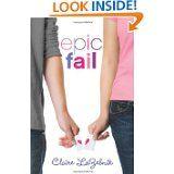 """My college friend Claire LaZebnik's """"Epic Fall"""""""