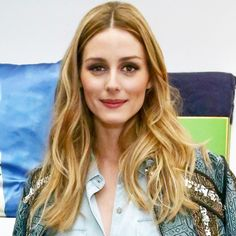 Olivia Palermo Embroidered Jacket