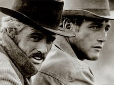 Handsome, loved Butch Cassidy and the Sundance kid.