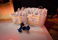 Weddings By StarDust | Flip Flop Favors at Weddings for guests! Dancing Shoes! | Dallas, Texas Wedding Planner  #wedding #weddingplanner #weddings #weddingreception