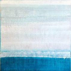 "Saatchi Art Artist Laura Spring; Painting, ""Mother of Pearl"" #art"