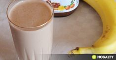 Nutella, Glass Of Milk, Shake, Smoothies, Food And Drink, Cooking Recipes, Pudding, Drinks, Tableware