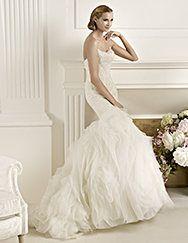 Pronovias te presenta el vestido de novia Duende. Dreams 2013.   Pronovias