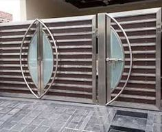 Steel Gate and Balcony Grill Fabrication Provide Corrosion Resistance Security Fences