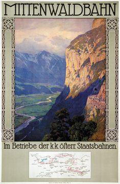 Mittenwald, Germany, 1912. Artist: Gustav Jahn.